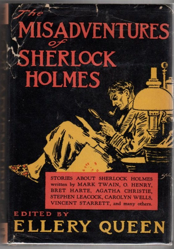 Image for The Misadventures of Sherlock Holmes
