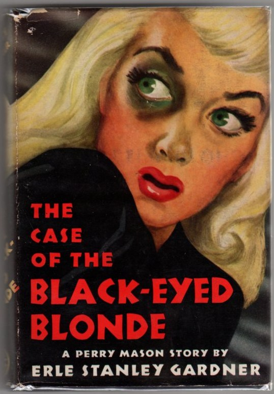 Image for The Case of the Black-Eyed Blonde