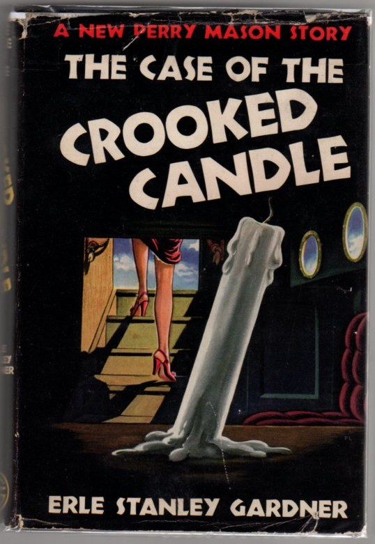 Image for The Case of the Crooked Candle