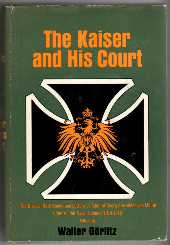 Image for The Kaiser and His Court