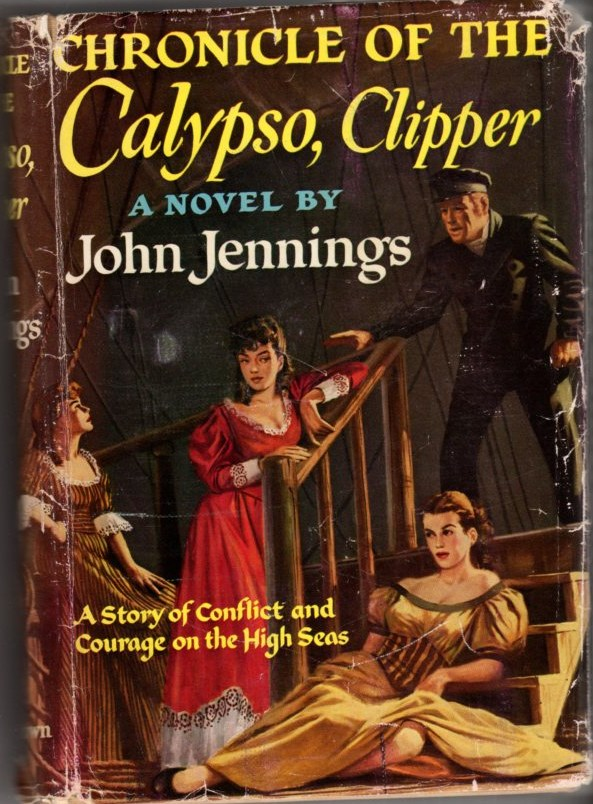 Image for Chronicle of the Calyypso, Clipper
