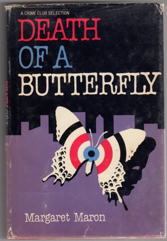 Image for Death of a Butterfly