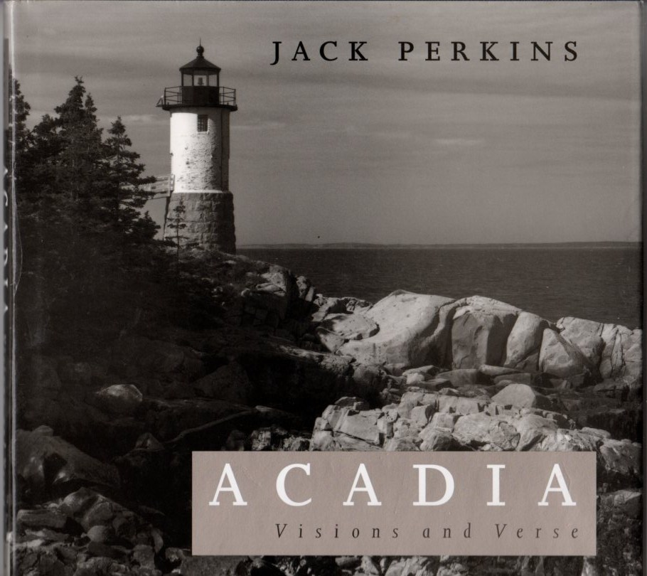 Image for Acadia: Visions and Verse