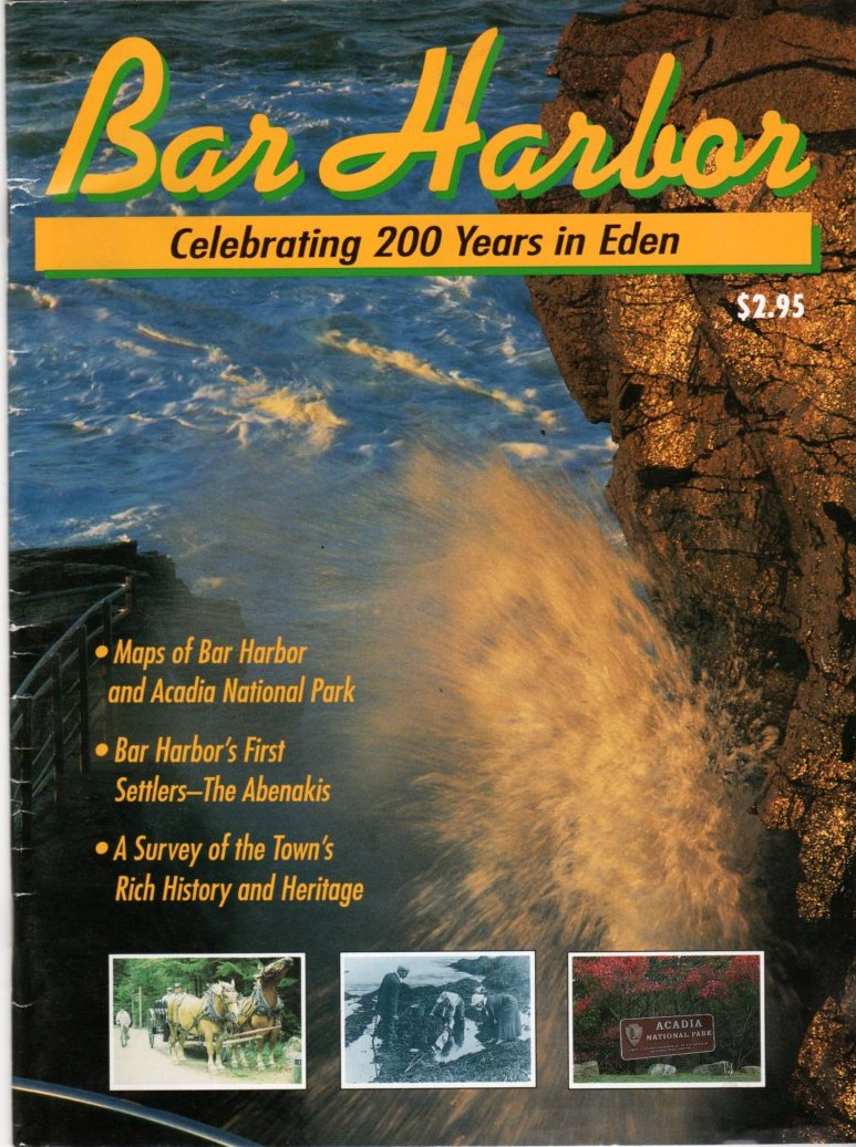 Image for Bar Harbor: Celebrating 200 Years in Eden