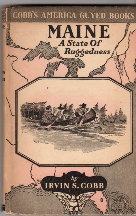 Image for Maine: A State of Ruggedness (Cobb's America Guyed Books)