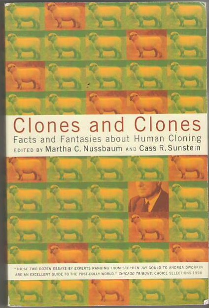 Image for Clones and Clones: Facts and Fantasies About Human Cloning