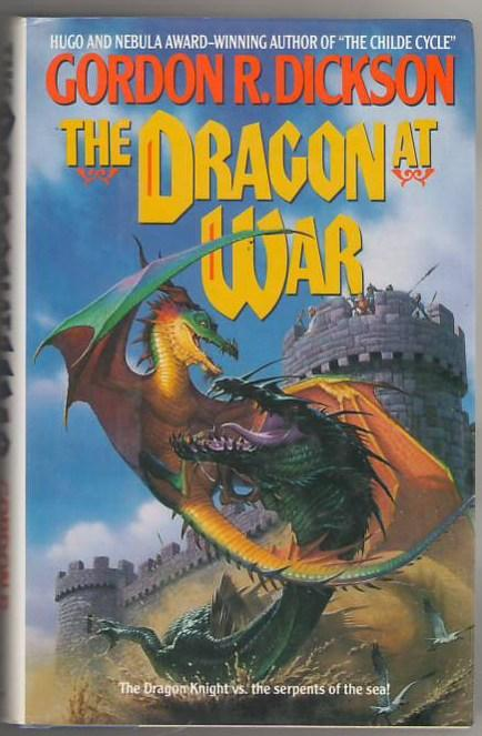 Image for The Dragon at War