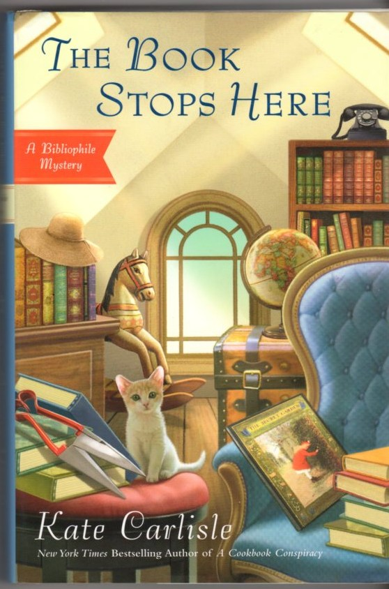 Image for The Book Stops Here