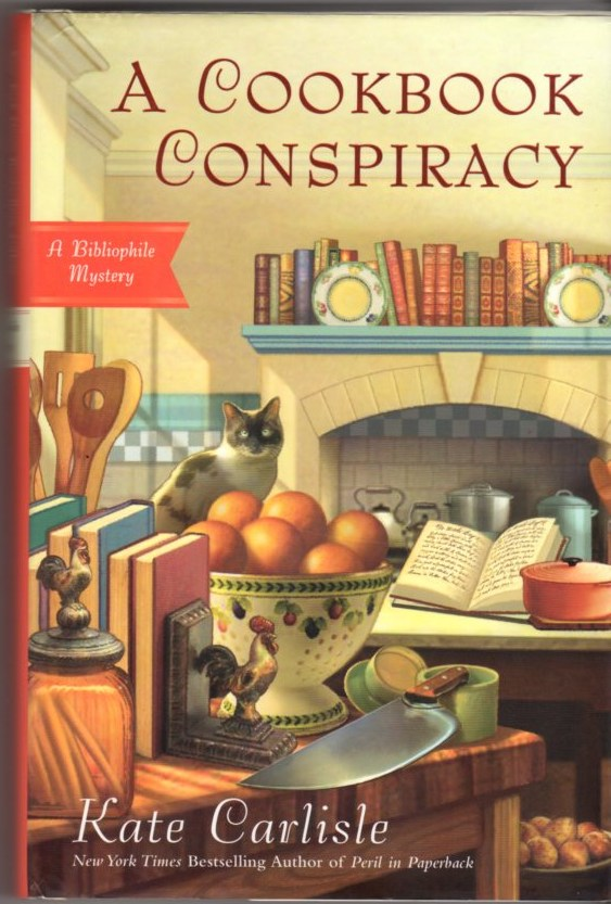 Image for A Cookbook Conspiracy