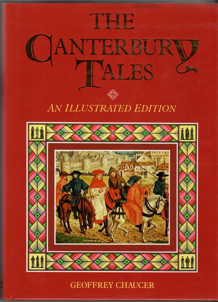 Image for The Canterbury Tales: An Illustrated Edition