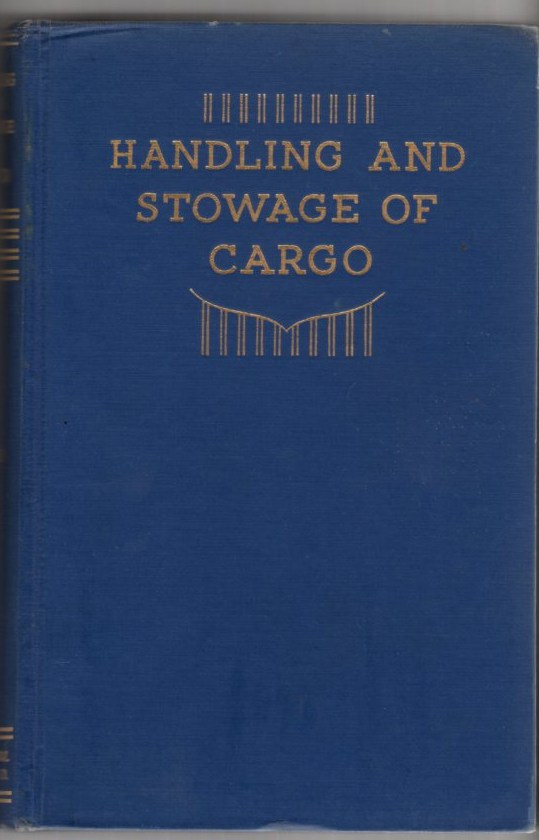 Image for Handling and Stowage of Cargo