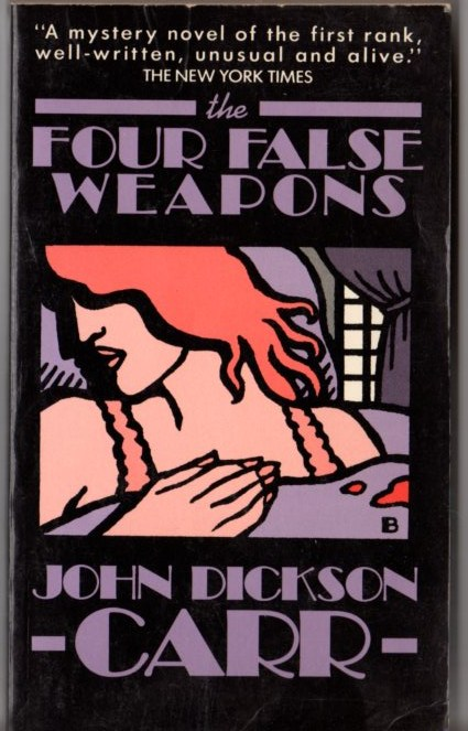 Image for The Four False Weapons