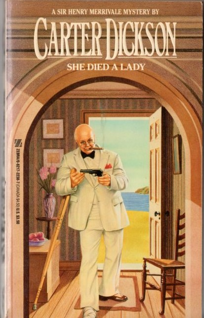Image for She Died a Lady