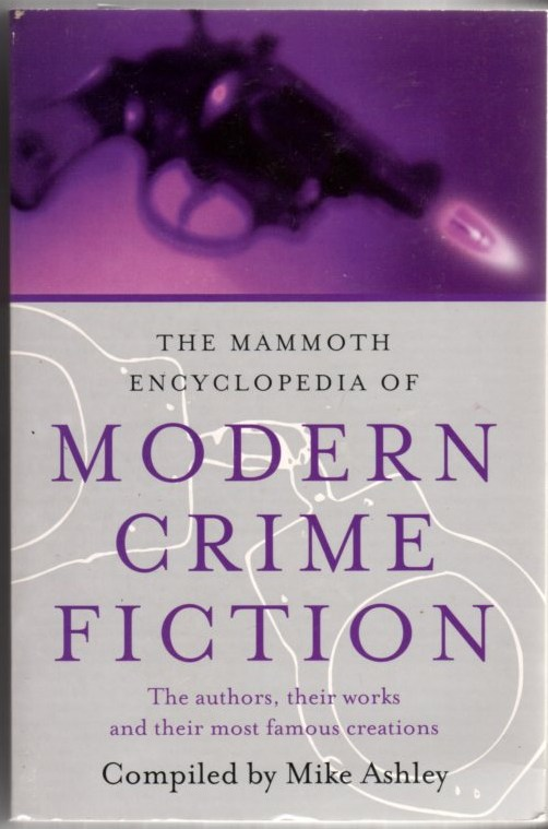 Image for The Mammoth Encyclopedia of Modern Crime Fiction