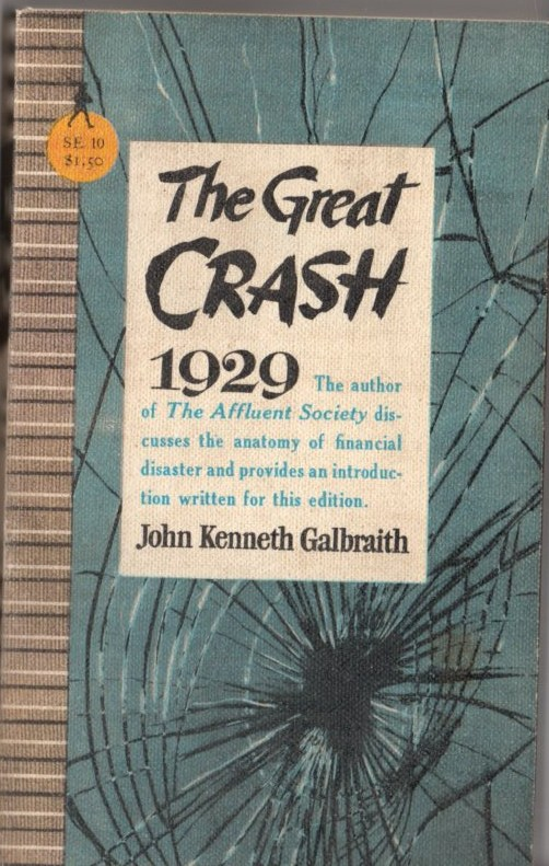 Image for The Great Crash of 1929