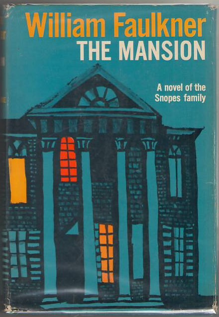 Image for The Mansion: A Novel of the Snopes Family
