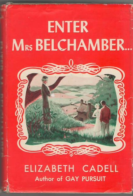 Image for Enter Mrs. Belchamber