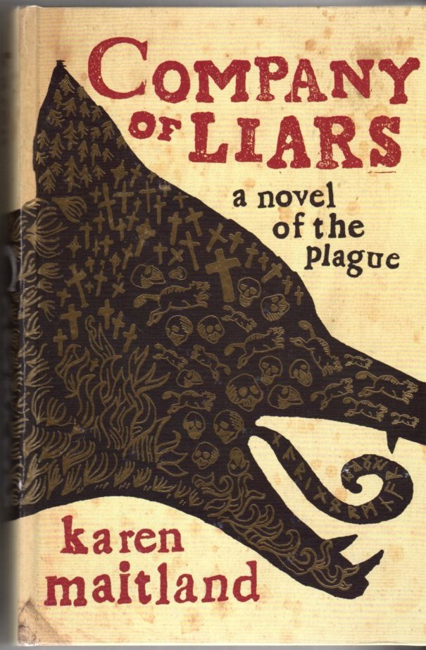 Image for Company of Liars: A Novel of the Plague