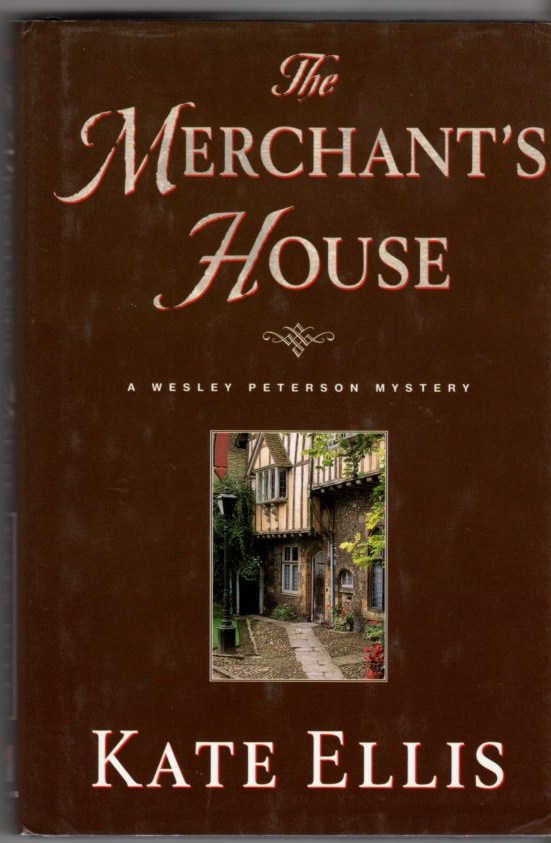 Image for The Merchant's House: A Wesley Peterson Mystery