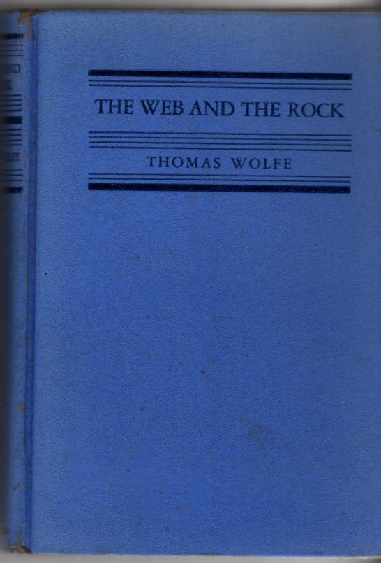 Image for The Web and the Rock