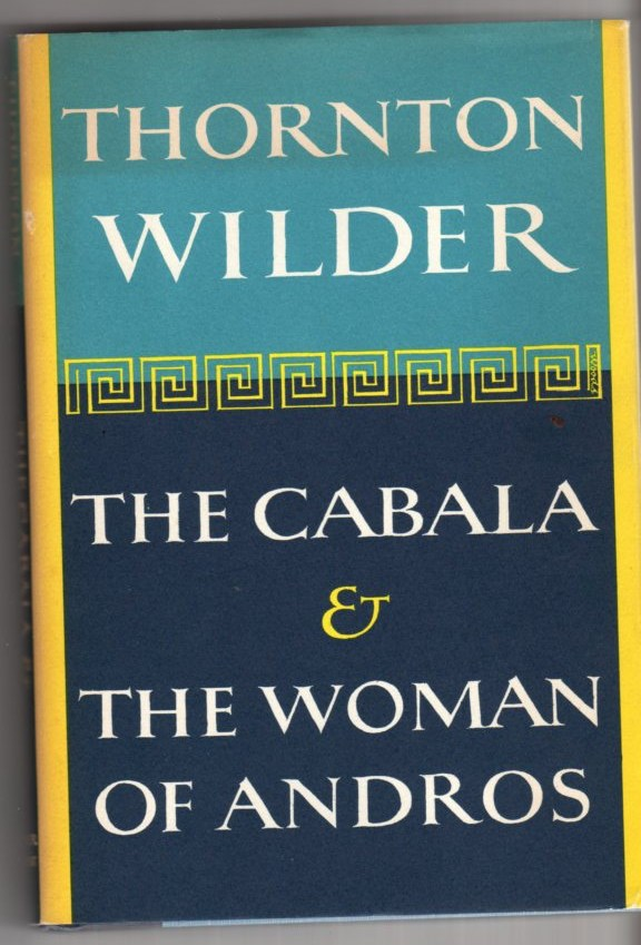 Image for The Cabala & The Woman of Andros