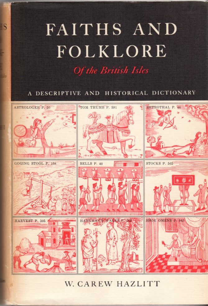 Image for Faiths and Folklore of the British Isles: A Descriptive and Historical Dictionary (2 volumes)