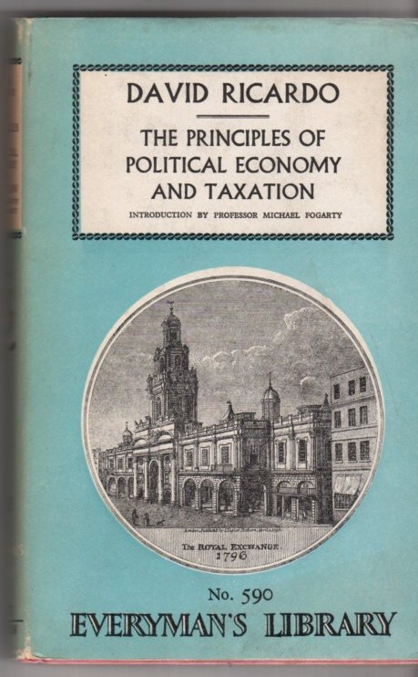 Image for The Principles of Political Economy and Taxation