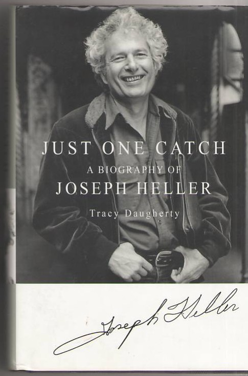 Image for Just One Catch: A Biography of Joseph Heller