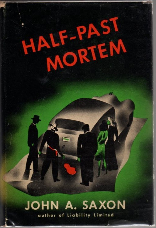 Image for Half-Past Mortem