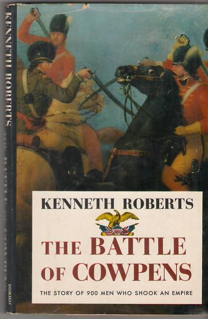 Image for The Battle of Cowpens: The Great Morale-Builder
