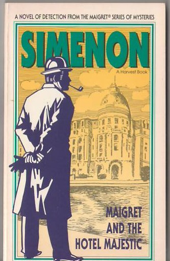 Image for Maigret and the Hotel Majestic