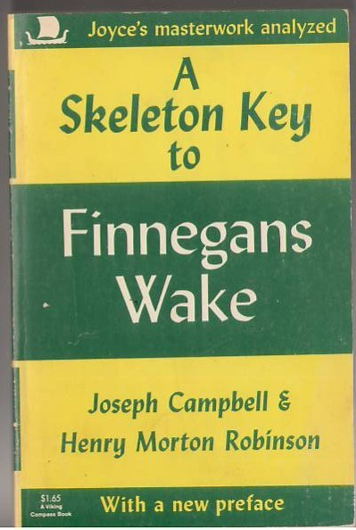 Image for A Skeleton Key to Finnegans Wake