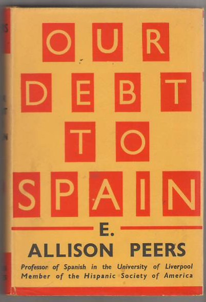 Image for Our Debt to Spain