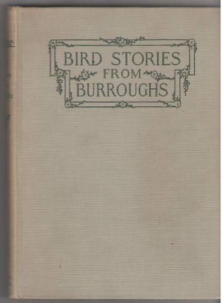 Image for Bird Stories from Burroughs