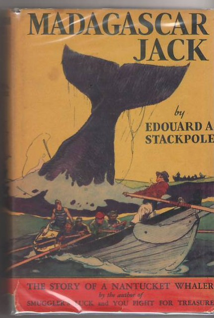 Image for Madagascar Jack: The Story of a Nantucket Whaler