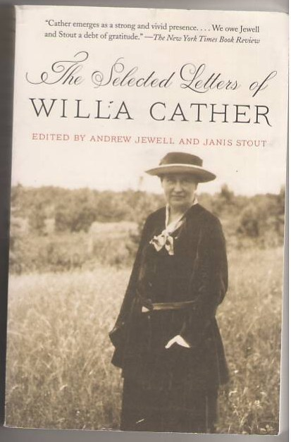 Image for The Selected Letters of Willa Cather