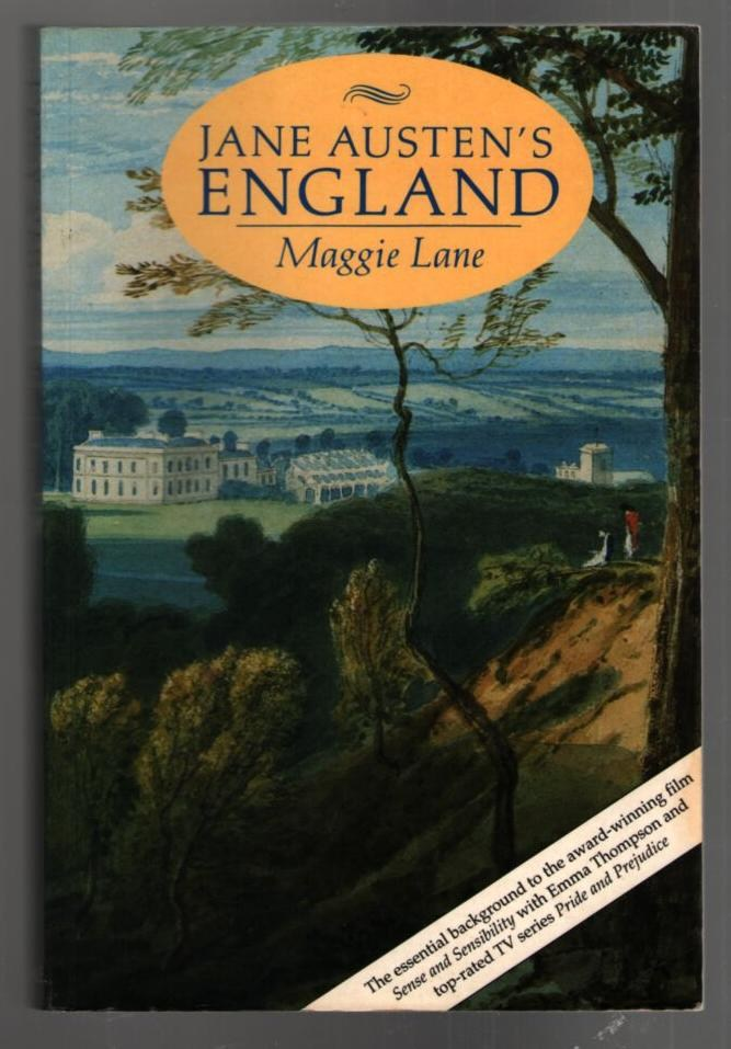 Image for Jane Austen's England