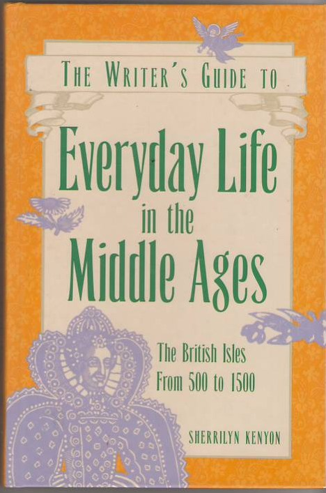 Image for The Writer's Guide to Everyday Life in the Middle Ages