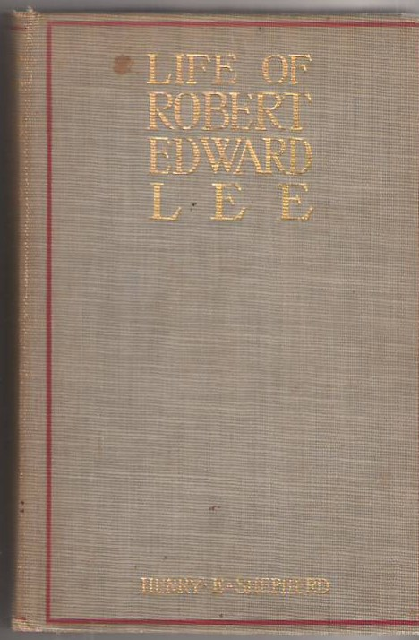 Image for Life of Robert Edward Lee