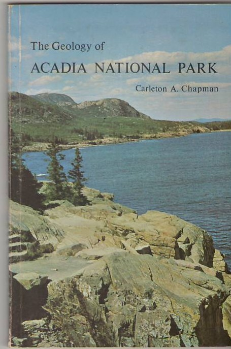Image for The Geology of Acadia National Park