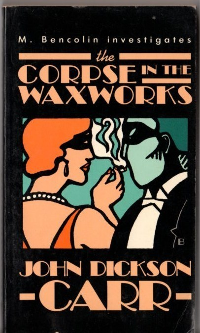 Image for The Corpse in the Waxworks