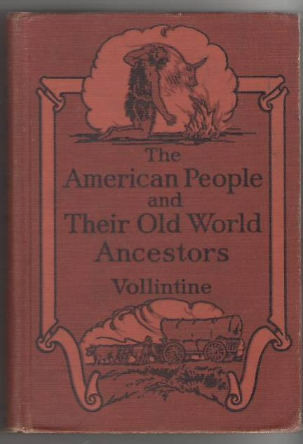 Image for The American People and Their Old World Ancestors