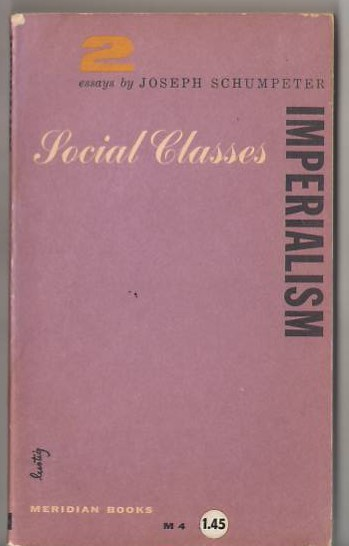 Image for Social Classes: Imperialism