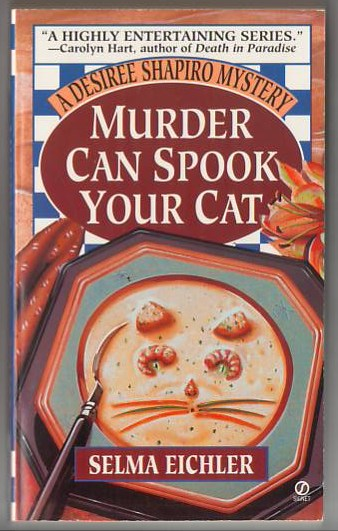 Image for Murder Can Spook Your Cat (Desiree Shapiro Mystery #5)