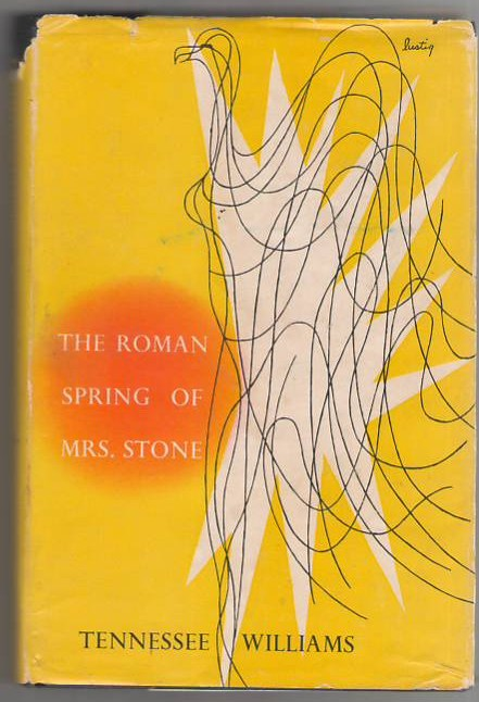 Image for The Roman Spring of Mrs. Stone
