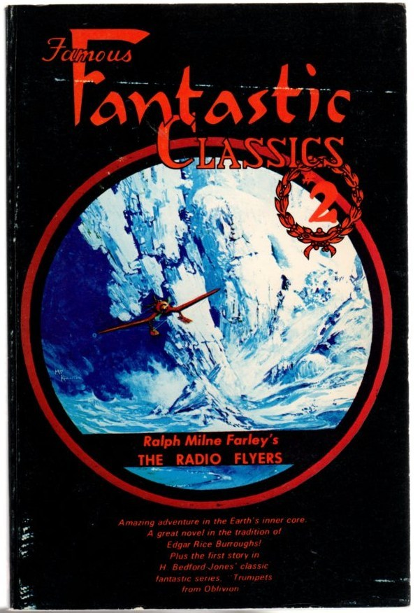 Image for The Radio Flyers: Famouse Fantastic Classics # 2