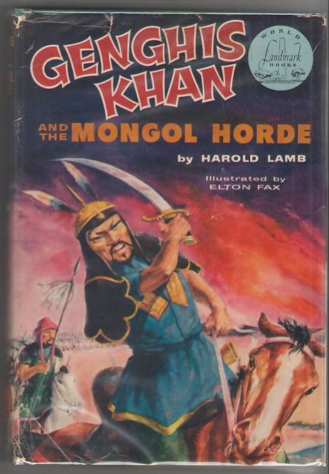 Image for Genghis Khan and the Mongol Horde