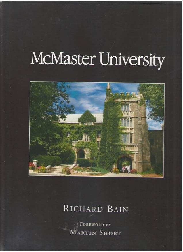 Image for McMaster University