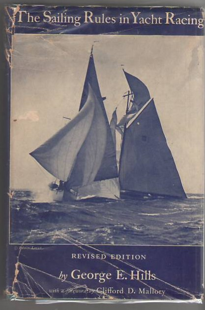Image for The Sailing Rules in Yacht Racing