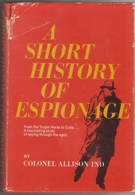 Image for A Short History of Espionage